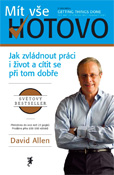 David Allen: Mít vše hotovo  #Technologie