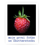 Moje první fotka na Shutterstocku