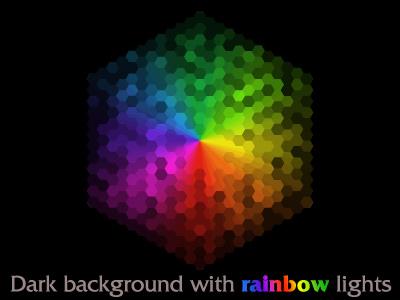 Tutoriál pro míchání barev v Illustratoru - ukázka