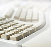Oblíbená klávesnice