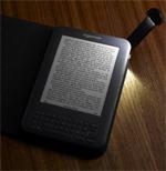 Obal na Kindle s LED lampičkou