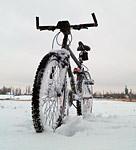 Report na volné noze ve znamení cyklistiky v zimě