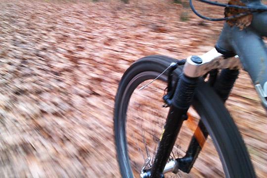 Cyklistika na podzim