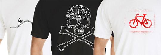 iluTrika - trička s potisky pro bikery