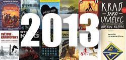 Nejlepší knihy roku 2013