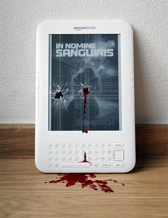 In Nomine Sanguinis ve čtečce