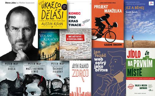 Žebříček nejlepších knih roku 2014