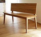 Jak jsem navrhoval dřevěnou lavici k modernímu jídelnímu stolu