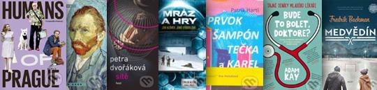 Nejlepší knihy 2018