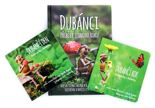 Dubánčí knížky