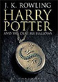 J. K. Rowlingová: Harry Potter and the Deathly Hallows - dospělácký přebal