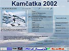Reference: Flashové multimediální CD Kamčatka 2002