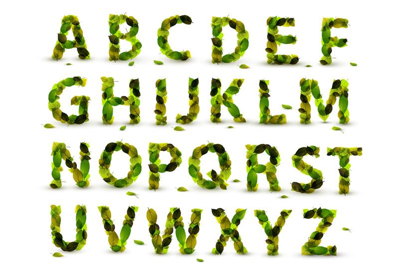 Jarní abeceda