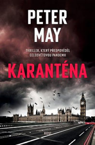 Peter May: Karanténa