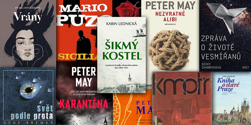 Nejlepší knihy 2020